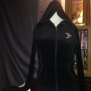 Juicy Couture Velour Jacket.